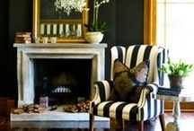 Black & Gold Decor