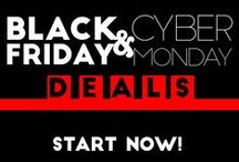 Black Friday & Cyber Monday Deals / Get extreme deals on your favorite music gear. Sale starts 11/28 and ends Dec 2nd