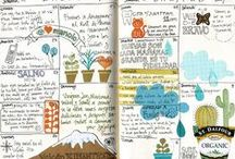 Art Journal / by Ria Sharon