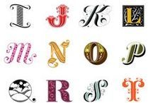 Monograms Etc. / by Ria Sharon