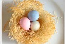 Springtime/Easter Fillo Recipes / Springtime fillo fun!
