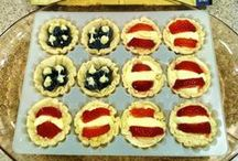 Summer/July 4th Fillo Recipes / Get the party started with these ideas.