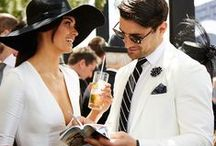 Opening Day After-Party Inspiration / Del Mar's favorite day of the year is just around the corner: Opening Day at Del Mar Race Track! Here you'll find fashion tips and tricks for a perfect day at the races (and the after-party). / by L'Auberge Del Mar