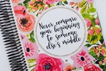 Erin Condren Planner / Everything related to the Erin Condren Life Planner. Stickers, printables, covers and more