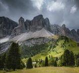 Dolomites   Italy / Italian part of Alps.