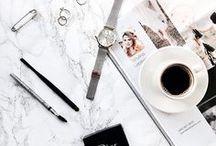 Coffee / TrendyKiss women's watches