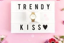 Thing pink / TrendyKiss women's watches