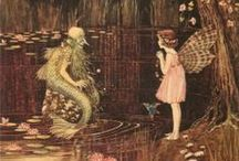Melting mermaids / by Christina Hiura