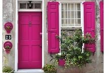 Doors Are For Walking Through / by Pamela Renee
