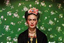 Frida / by Pamela Renee