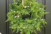Wreaths / by Pamela Renee