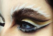 Make up / these pictures give me inspiration ... / by Astrid Huyghe
