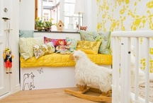 home - kid's rooms / by Tiffany Wall