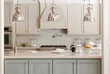 home - kitchen / by Tiffany Wall