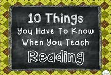 Teaching Reading / by Wendy Martin