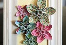 PAPER CRAFTS / by Carolyn Ries- BIG BUBBLE CO