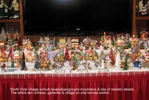 Christmas Village & Dept. 56 / by Amy Bromley