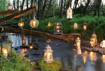 Lights, Lighting, Candles......Oh my! / by Amy Bromley