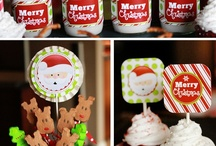 Christmas Desserts, Appetizers & Snacks / by Amy Bromley
