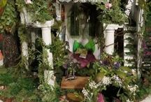 Fairy Houses by Me / One of a kinds indoor Fairy Houses and woodland originals