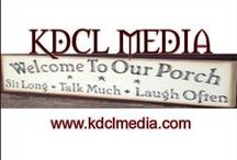 KDCL Media Presents / by Miss Paula Cas