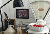 Kitchens / by Sofia Hellström
