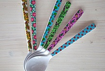Spoons from RICE / by Broarne - decor for happy homes