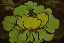 Fabrics / by Broarne - decor for happy homes