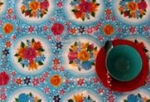 Oilcloth - Vaxduk / by Broarne - decor for happy homes