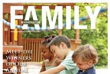 Washington FAMILY / Washington FAMILY is a top family resource and publication in Washington D.C., Maryland and Virginia. This board features our current and previous magazine covers, blogs and other fun photos we take and share for our readers!