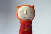 Dolls / by Broarne - decor for happy homes