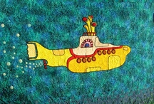 Yellow Submarine / by Broarne - decor for happy homes