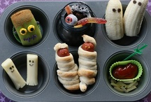 Halloween FOOD / by Amy Bromley
