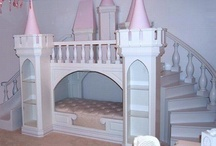 Bedrooms / by Amy Bromley