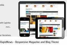 WordPress News Inspiration