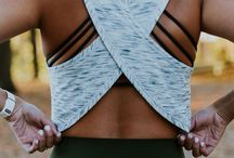 Workout Gear / pretty clothes to sweat in