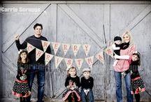 large  growing family photos