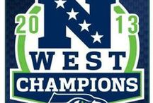 Seahawks Baby!! / by Yvonne Ginoulis