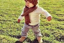 style - baby & tiny tot  / by Tiffany Wall