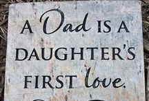 Father quotes / Special thoughts to celebrate Father's Day 2014
