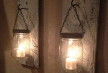 Mason Jars - Upcycle or Recycle / What to do with all of those empty jars from Sisters Gourmet