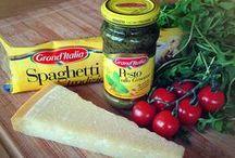 #pastacreatie / Heerlijke pastacreaties van Grand'Italia