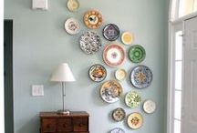 Decorating with China