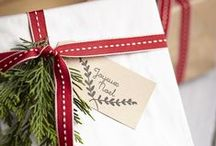 Christmas and Holiday Wrapping ideas