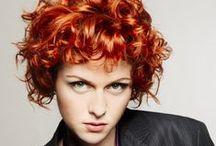 curly cupper / moda capelli