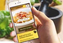 Pasta Maestro app / Ontdek de creativiteit in jezelf met deze gloednieuwe keukenhulp! Met de Pasta Maestro app heb je altijd een handige keukentool bij de hand om in een handomdraai een gevarieerde écht Italiaanse maaltijd op tafel te zetten.