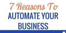 Business Automation for Coaches, Consultants and Entrepreneurs / All things automation, business process management, marketing automation, email automation, social media automation, and strategies to help your business to the next level.