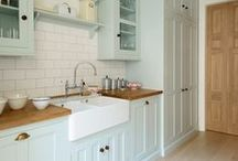 Shaker Kitchens / A kitchen style that has stood the test of time thanks to its simple, fuss-free, unpretentious design.