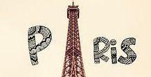 PARIS / torre eiffel, paris, opera de garnier, catacumbas