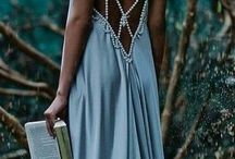 My wedding dress / Dream of my wedding